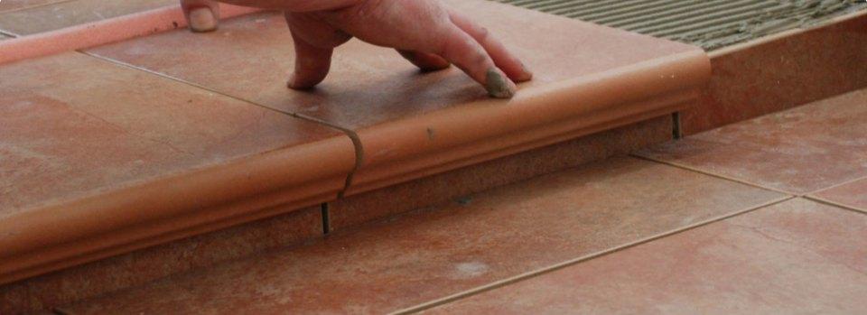 Укладка керамогранита на ступени крыльца своими руками 12